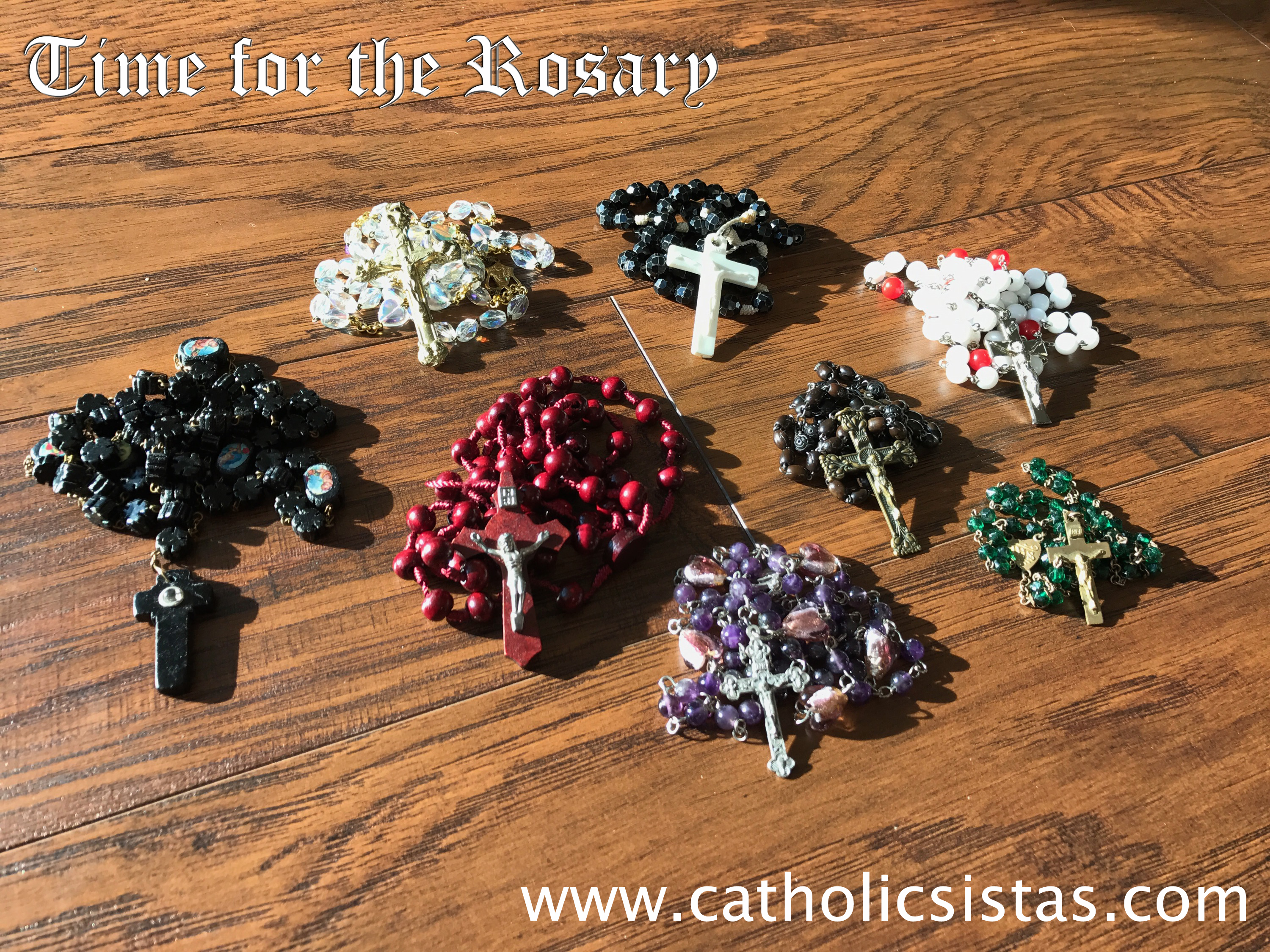 Time for the Rosary