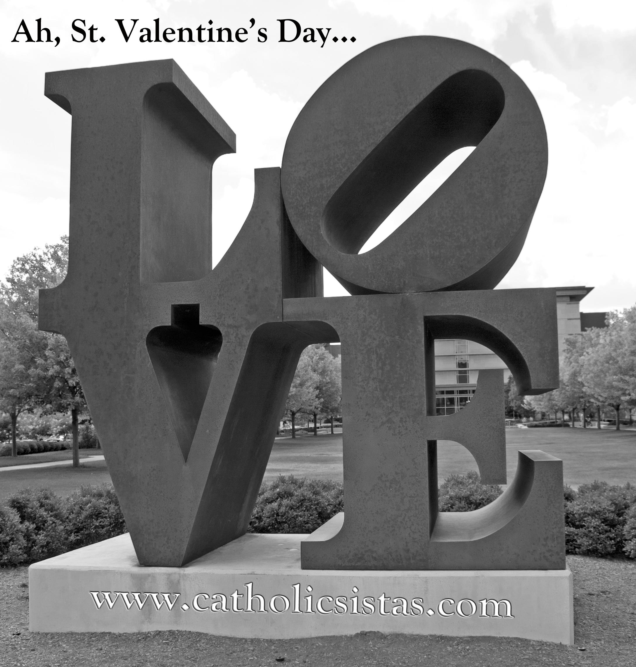 Ah, St. Valentine's Day