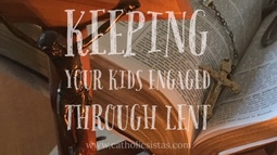 Kids and Lent