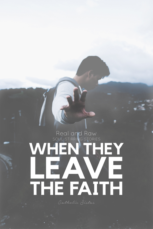 When They Leave the Faith
