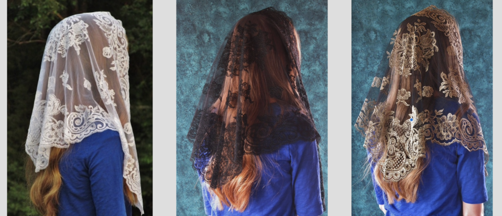 GIVEAWAY: Triduum Veils