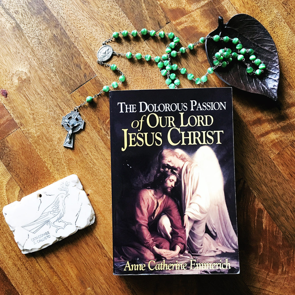 GIVEAWAY: The Holy Week Spiritual Care Package for the Woman Who is So Stressed Out She Didn