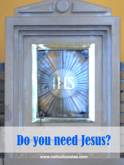 Do You Need Jesus?