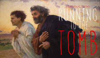 Running to the Tomb