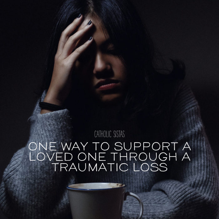 OneWaytoSupportaLovedOnethroughaTraumaticLoss