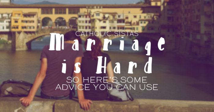 MarriageIsHard - So Here