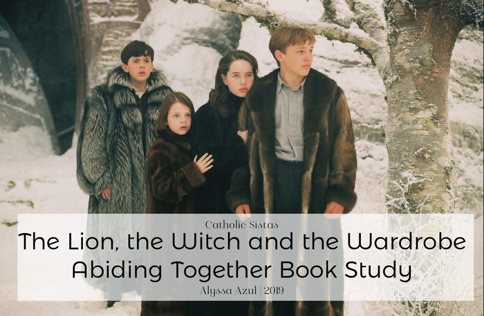 The Lion, the Witch and the Wardrobe: Abiding Together Book