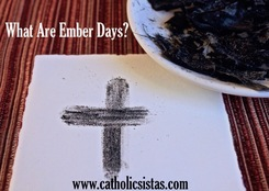 What Are Ember Days?