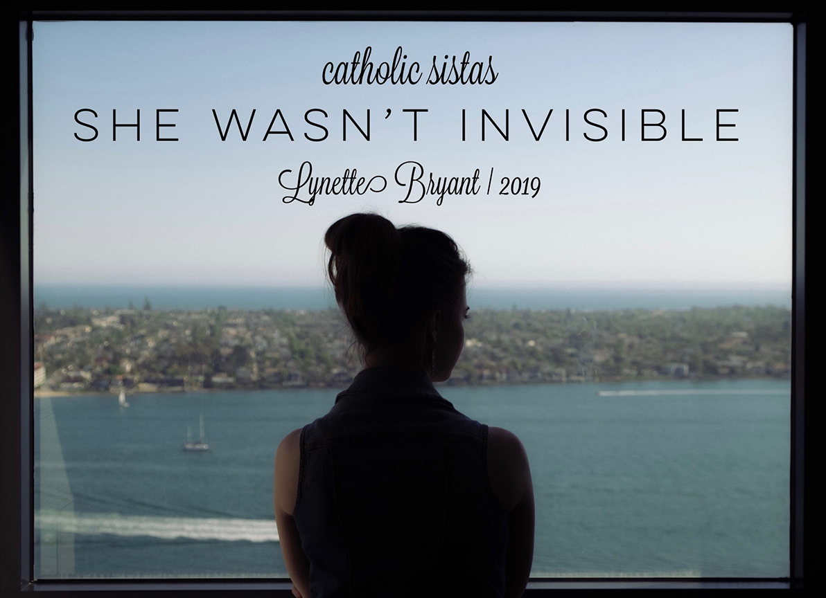 She Wasn't Invisible