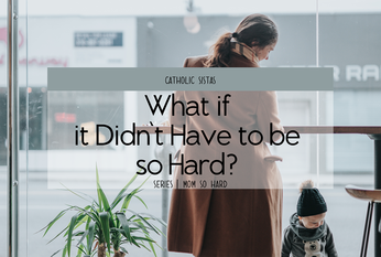 What if it Didn't Have to be so Hard2