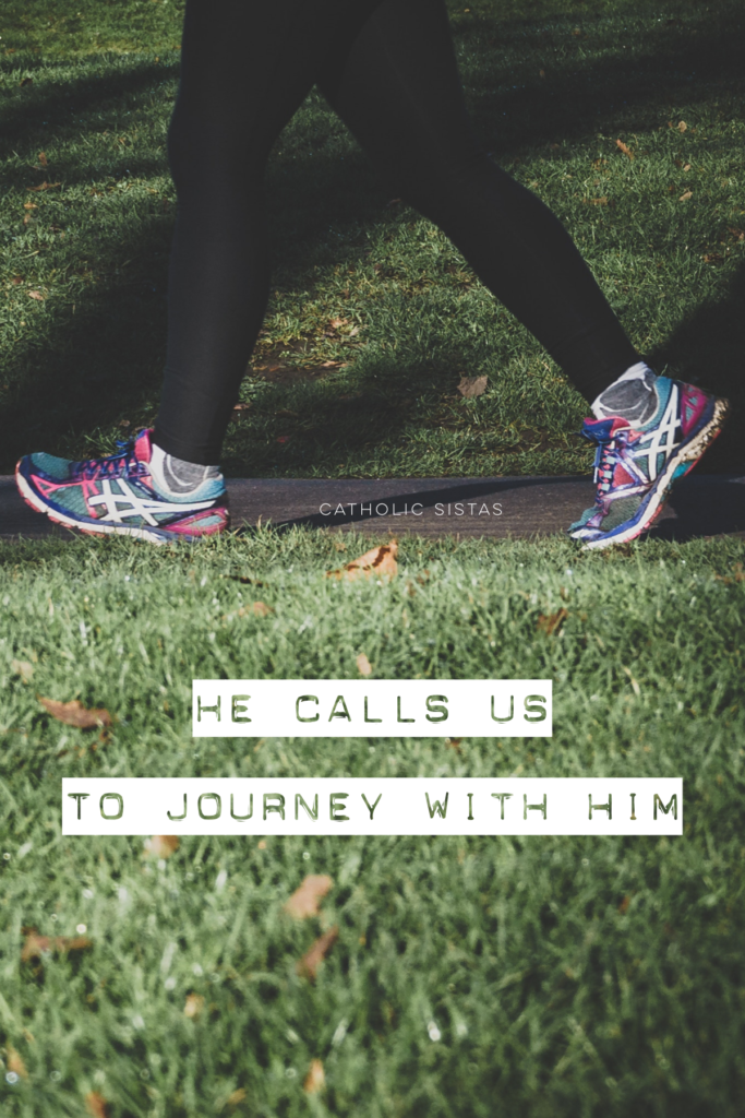 He Calls Us to Journey with Him 2