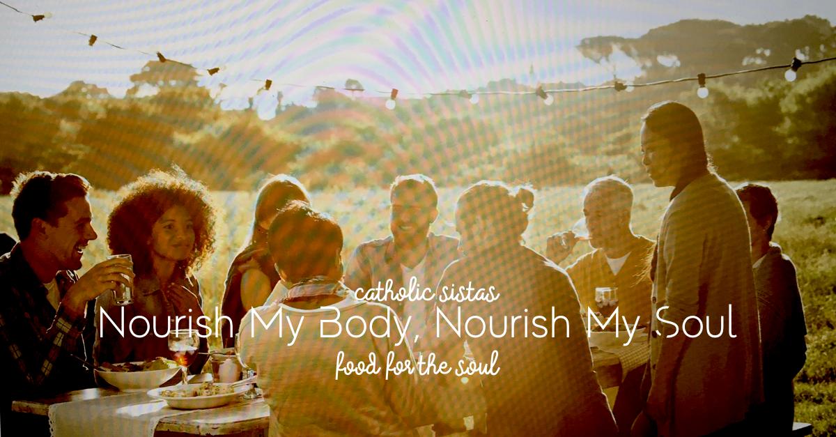 Nourish My Body, Nourish My Soul