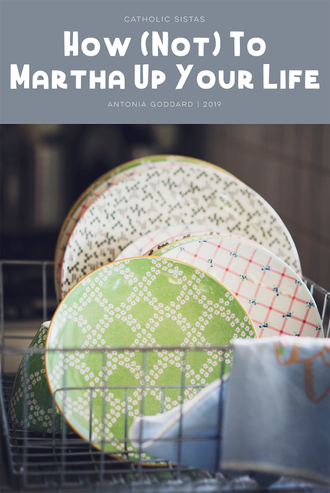 How Not To Martha Up Your Life