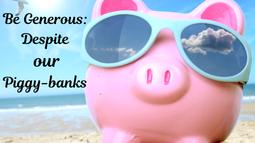 Lessons in Generosity