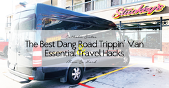 The Best Dang Road Trippin' Van and Essential Travel Hacks