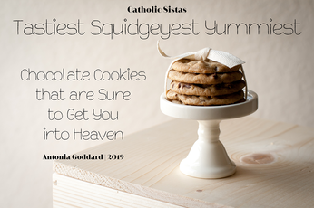 Tastiest Squidgeyest Yummiest Chocolate Cookies
