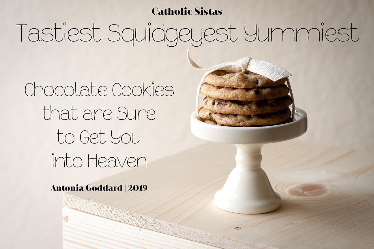 Tastiest Squidgeyest Yummiest Chocolate Cookies