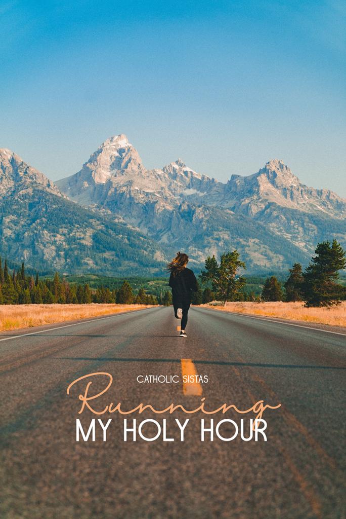 Running - My Holy Hour